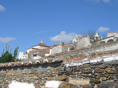 Monsaraz dans l'Alentejo