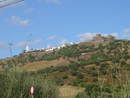 vue de Monsaraz