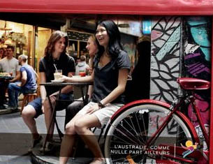 Un food-truck pour découvrir l'Australie