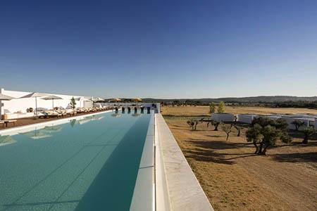 Ecork Hotel au Portugal