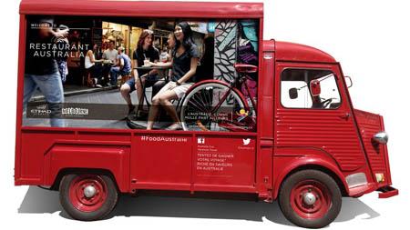 Food-truck Australie