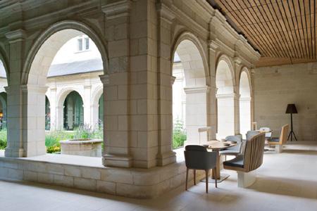 Hôtel de l'Abbaye de Fontevraud