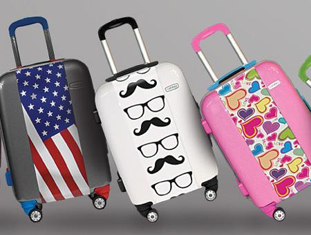 Une valise unique avec Calibag