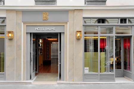 Hôtel Baume à Paris