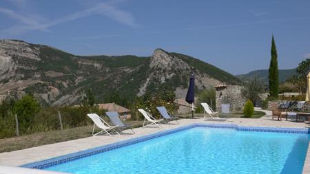 éco-lodges sahariens en Provence