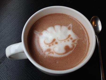Espresso-t, café gourmand à Dijon