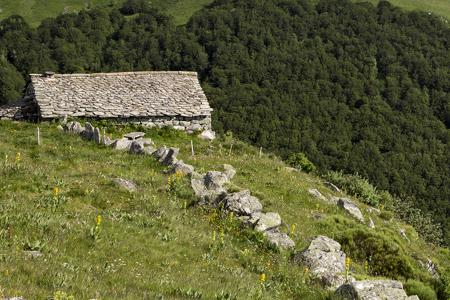 Buron de Niercombe en Auvergne