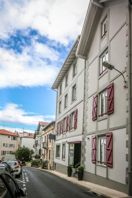 La villa Koegui à Biarritz