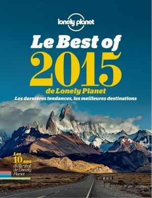 Le Best of 2015 de Lonely Planet
