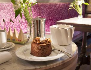 Tea time à la Maison Favart