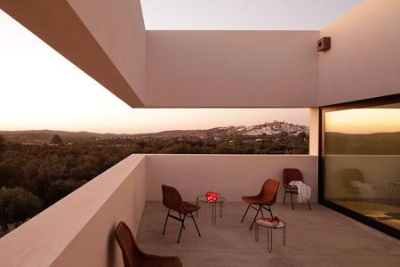 La Villa Extramuros dans l'Alentejo