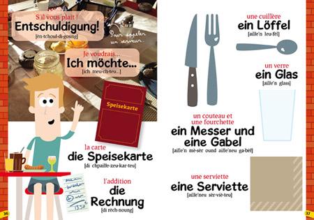 guides de conversation pour petits globe-trotteurs