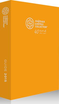 Guide 2015 Châteaux & Hôtels Collection
