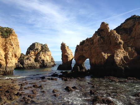 Ponte da Piedade Algarve