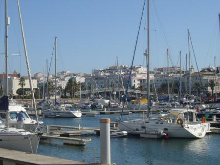 Marina Lagos, Algarve