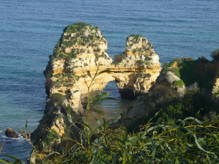 Plage do Camilo Algarve