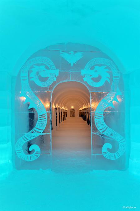 Hôtel de Glace Sorrisniva
