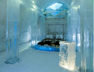 Message personnalis en chocolat trendy escapes - Dormir dans un igloo ...