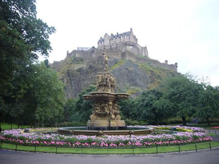 château d'Edinburgh