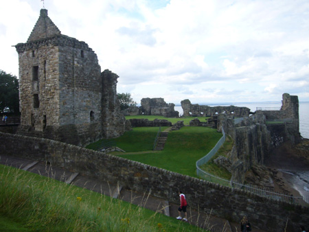 château de Saint Andrews