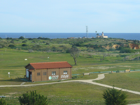 golf au Cascade Resort Lagos Algarve