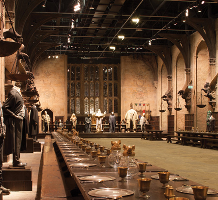 studio d'Harry Potter
