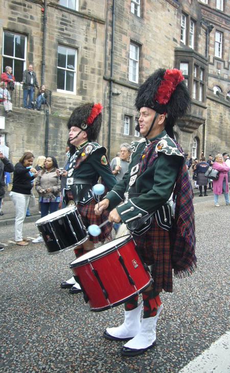 Pipefest d'Edimbourg