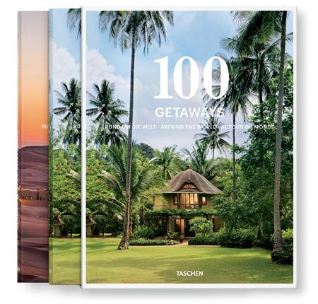 100 Getaways autour du monde