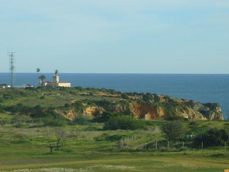 Vue chambre Cascade Resort Lagos Algarve