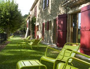 Le Mas de Fontefiguières, hôtel Universitaire du mieux-être en Provence