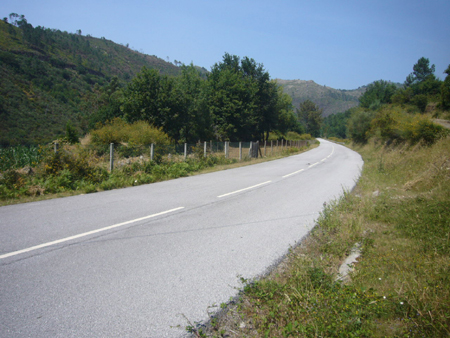 paysage du Minho au Portugal