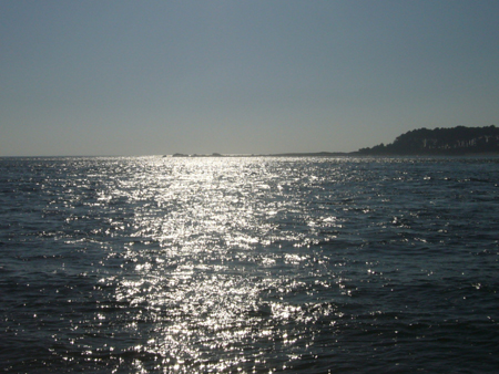 plage du Nord du Portugal