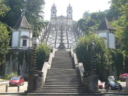 Bom Jésus près de Braga