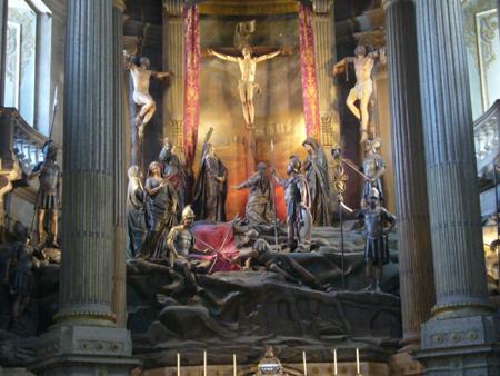 Bom Jésus au Portugal