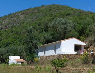 Monte West Coast dans l'Alentejo au Portugal