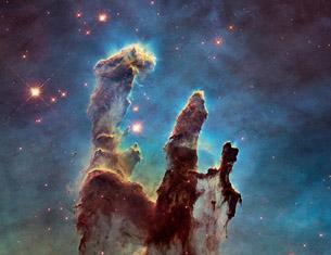 Voyage en photos dans l'univers