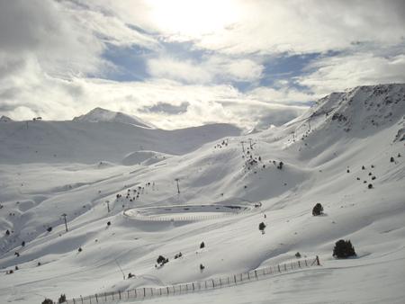 Grandvalira en Andorre