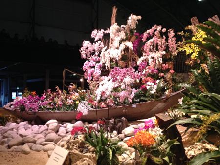 Florissimo 2015 à Dijon