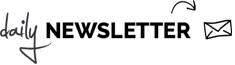 Inscrivez-vous à la newsletter