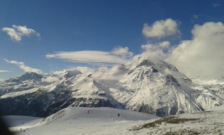 Val Cenis en Haute-Maurienne