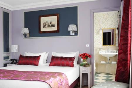 Hôtel La belle Juliette, Rive Gauche à Paris