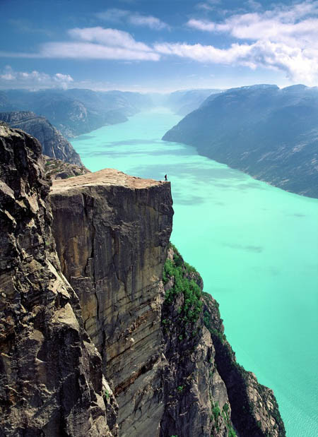 Pulpit Rock Lysefjord