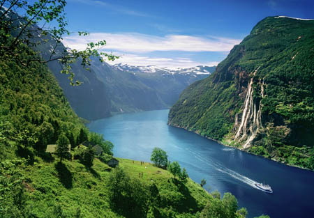 Le Geirangerfjord