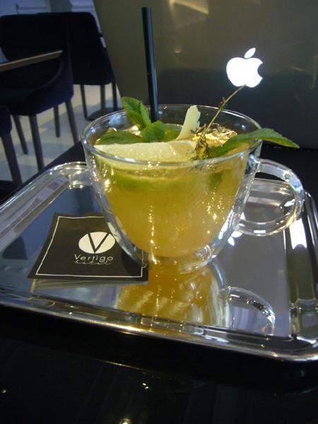 ocktail herbal detox vertigo