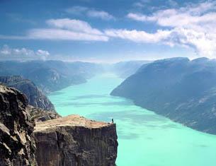 Dans ma wish list : la Norvège