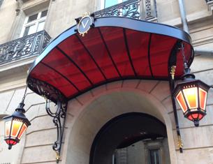 Ma visite de l'hôtel Vertigo à Dijon