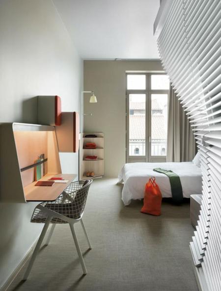 Chambre Okko Hotels Lyon Pont Lafayette