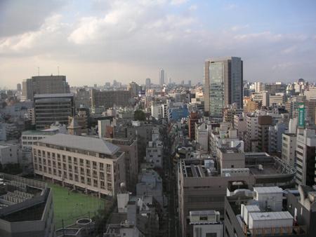 Saut dans le futur à Tokyo
