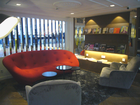 Embassy Bar du Vertigo à Dijon