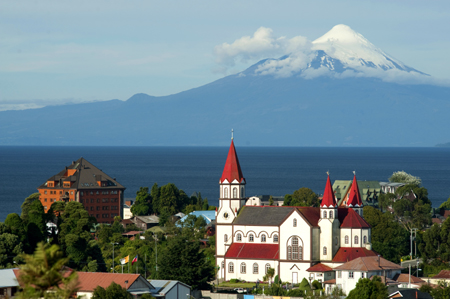 Puerto Varas au Chili
